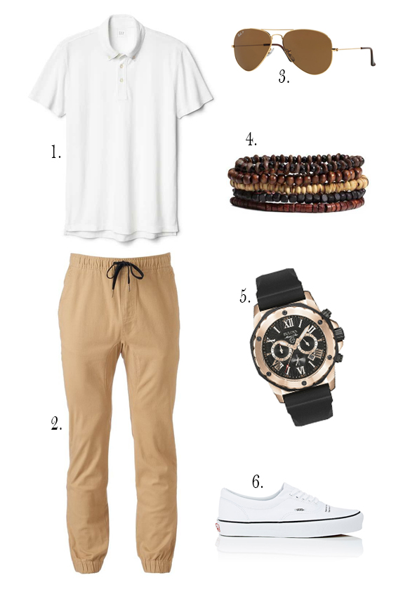 New Esentials Outfit Grid for Men starting from 3$ - FrenzyStyle